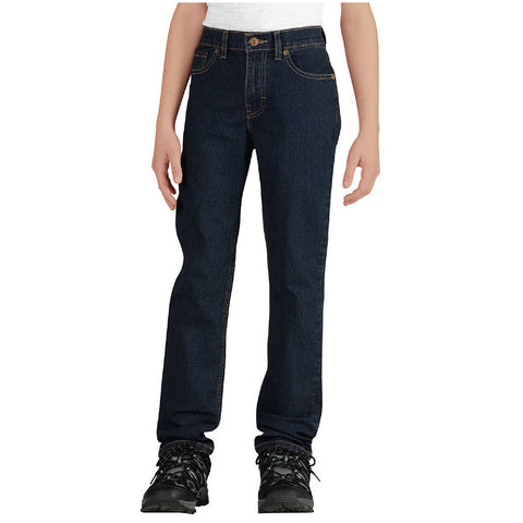 Flex Slim Fit Skinny Leg 5 Pocket Denim Jeans