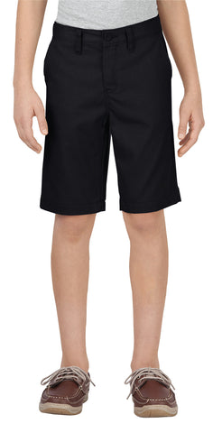 Flex Slim Fit Ultimate Wrinkle Resistant Khaki Shorts