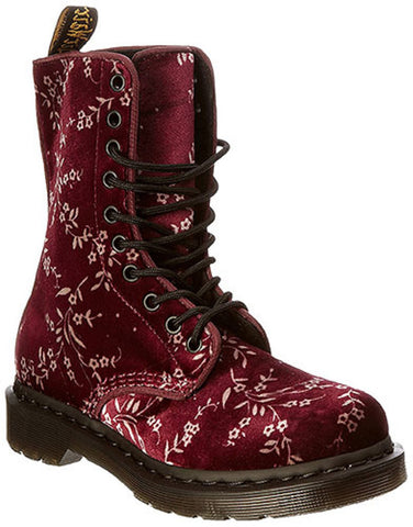 Avery Lace Up Boots