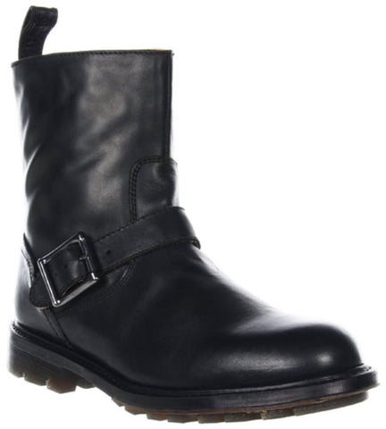 Isaac Low Buckle Boots
