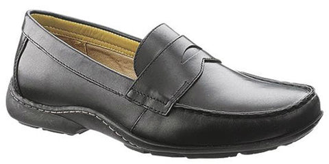 Axis Slip On Penny Loafers