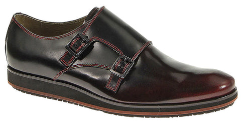 Halo Double Monk Oxfords