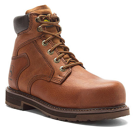"6"" Steel Toe Work Boots"
