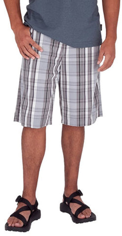 Chill Out Plaid Shorts