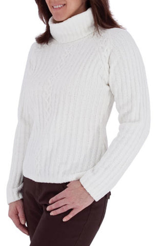 Chez Nell Soft Mock Sweater