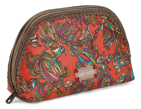 Artist Circle Large Dome Cosmetic Bag