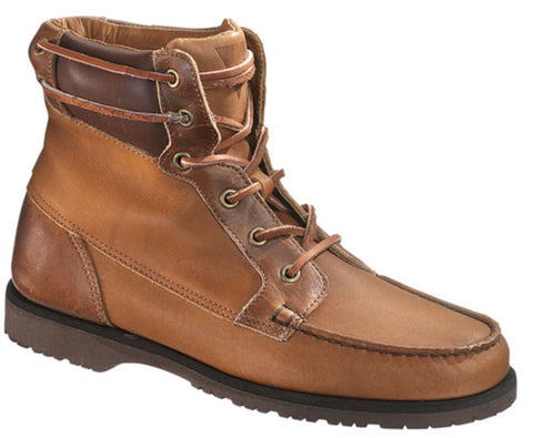 Leather Scout Boots