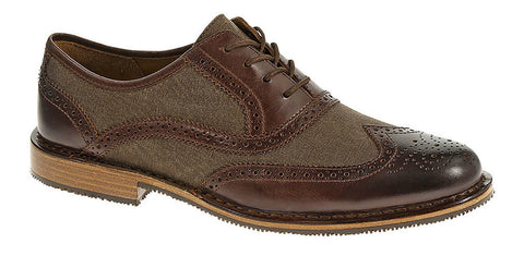 Brattle Wing Tip Casual Loafers