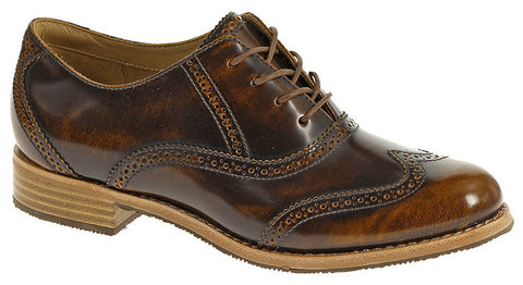Claremont Brogue Oxfords
