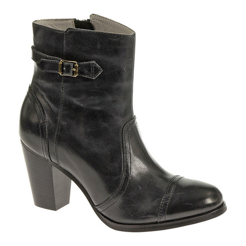 Ashton Zip Low Boot