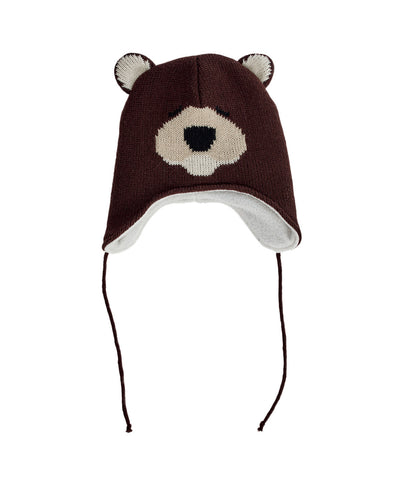 Bear Beanie Hat by San Diego Hat Company