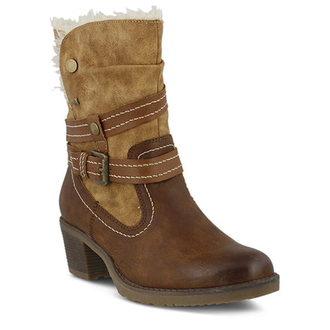 Boisa Mid Calf Boots by Spring Step