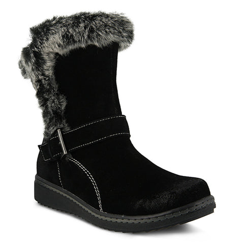 Paco Mid Calf Boots by Spring Step