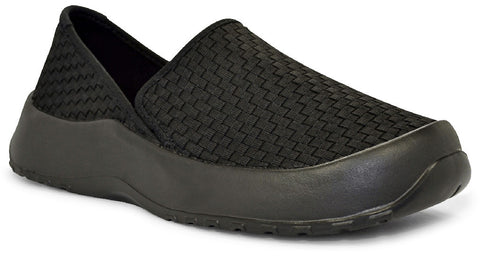 Drift Weave Slip On Loafers