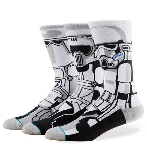 Star Wars Trooper Crew Socks