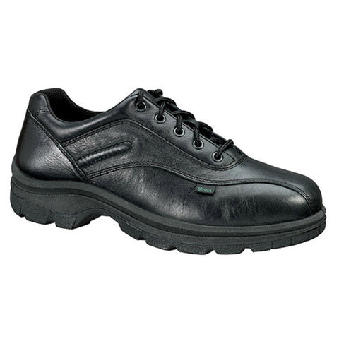 Steel Toe Track Oxfords