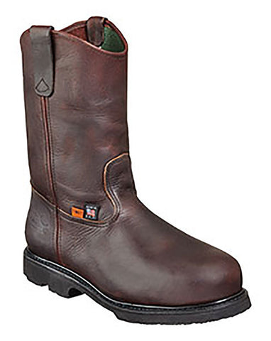 10'' Wellington Plain Toe Boots