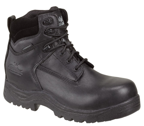 "6"" Safety Toe Hiking Boots"