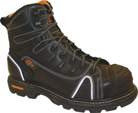 "6"" Safety Toe Boots"