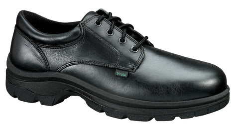 Plain Steel Toe Oxfords