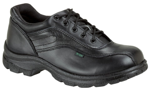 Steel Toe Double Track Oxfords