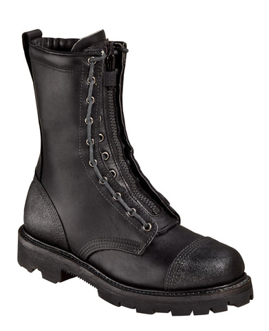 "Wildland 10"" Front Zip Fire Boots"
