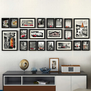 20pcs Wall Photo Gallery Collage Set