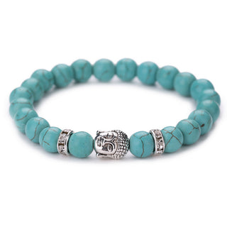 Natural Turquoise Beads Bracelets