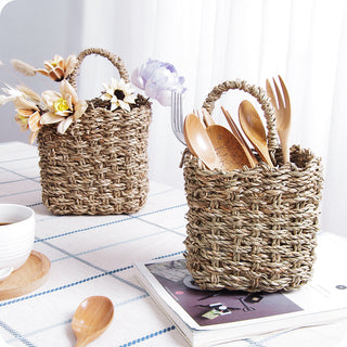 Woven Table Baskets