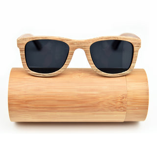 Classic Wooden Men Women Polarized Sunglasses
