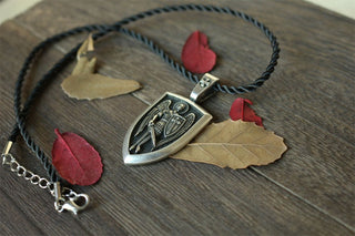 Men's Archangel St. Michael Necklace