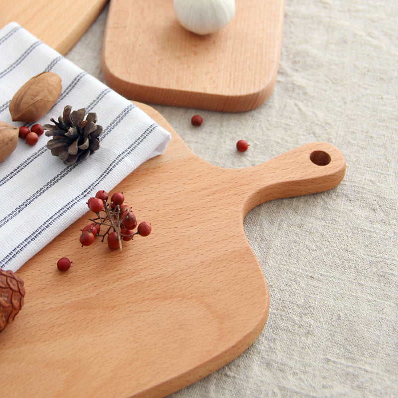 Wooden Cutting Board & Bread Board