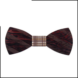 Adult Hardwood Bow Ties