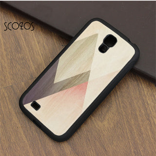 Wooden Phone Case for Galaxy