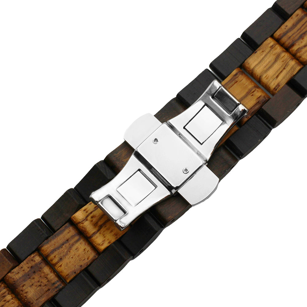 Wooden Watch Band for Samsung / Frontier