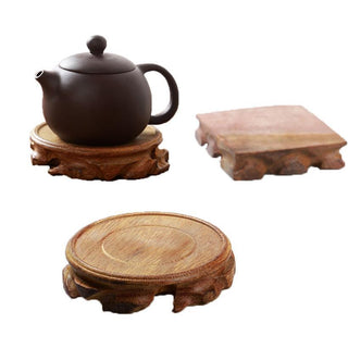 Tree Trunk Wooden Coasters