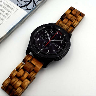 Real Wood Watch Band Straps for Samsung Gear