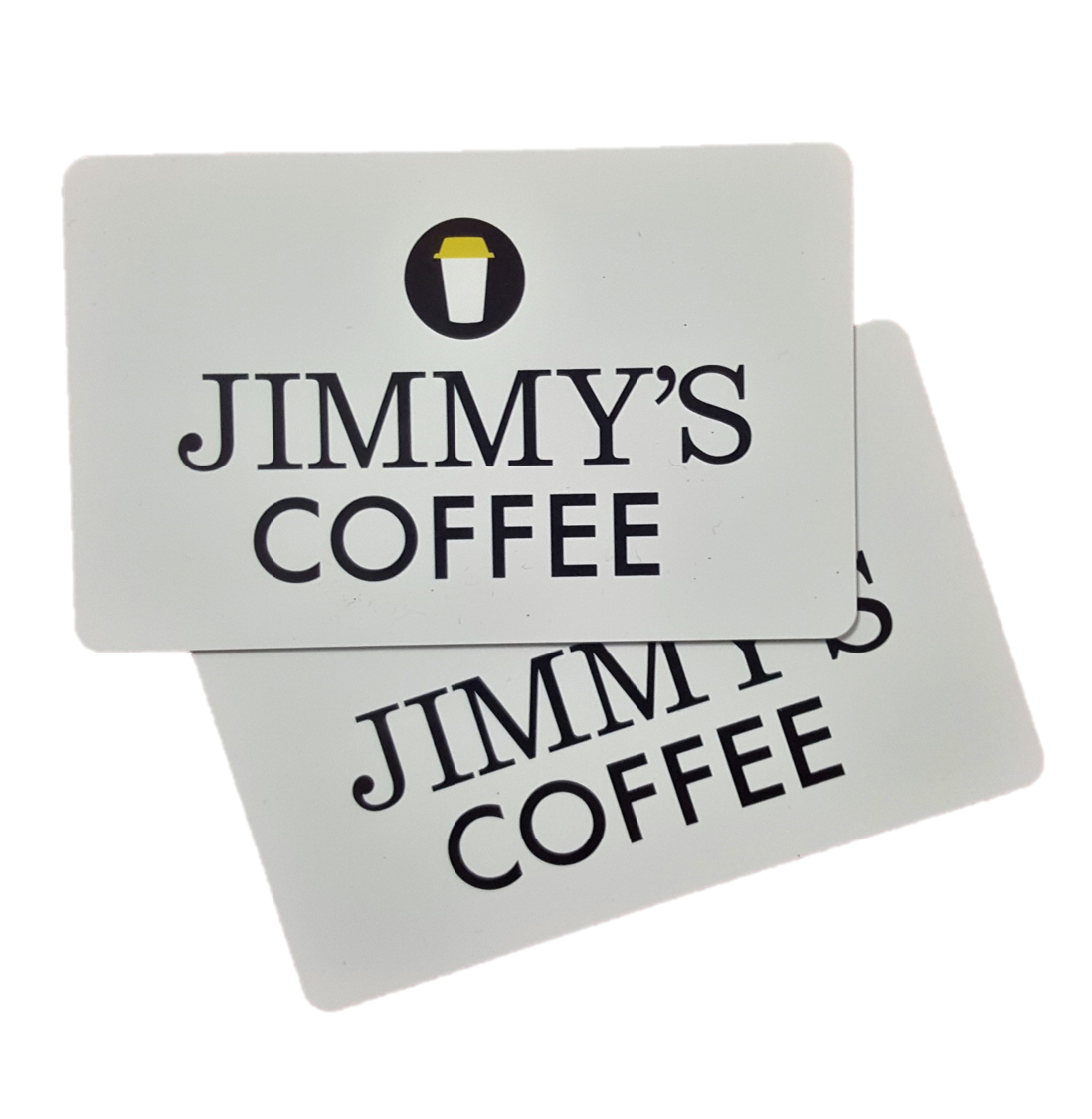 Jimmy's Gift Card