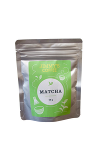 Jimmy's Matcha Tea