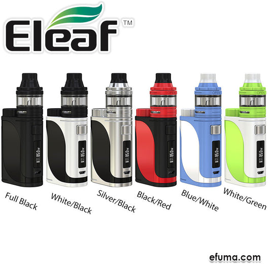 85W iStick Pico 25 with Ello TC Kit fra iSmoka Eleaf