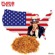 American USA Blend Tobacco fra Flavor West