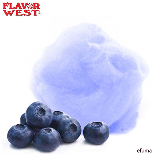 BLUEBERRY COTTON CANDY fra Flavor West