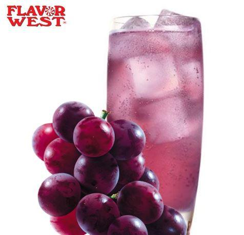 Grape Soda fra Flavor West