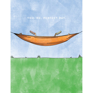 Perfect Day Hammock