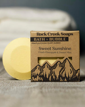 Bath Bomb - Sweet Sunshine