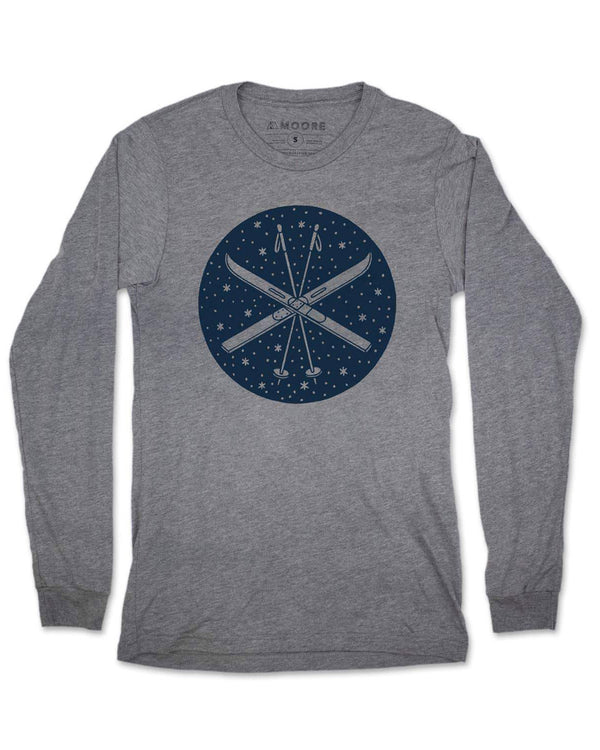 Ski Crew Long Sleeve