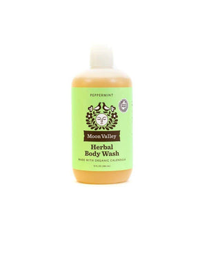 Peppermint Herbal Body Wash