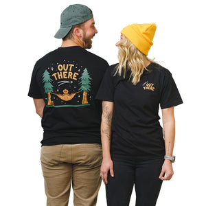 Out There Unisex Tee