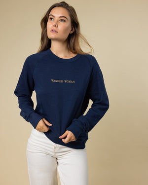 Wander Woman Crewneck