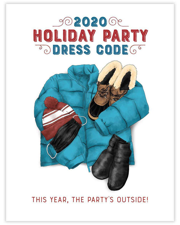 Holiday Party Dress Code